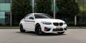 2017 BMW M2 Coupe Pure